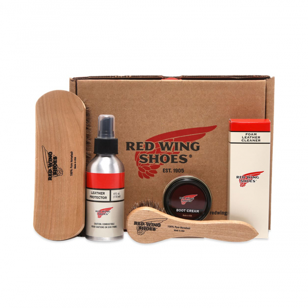 Red Wing Smooth Finish Leather Gift Pack