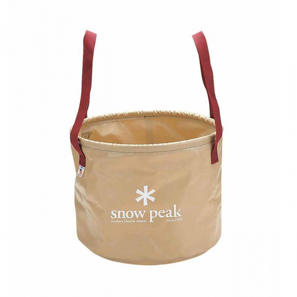 Snow Peak Jumbo Camping Bucket