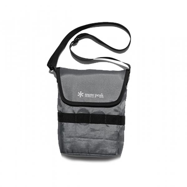 Snow Peak Mini Shoulder Bag Grey