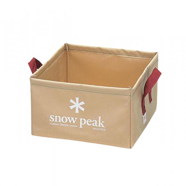 Snow Peak Pack Bucket