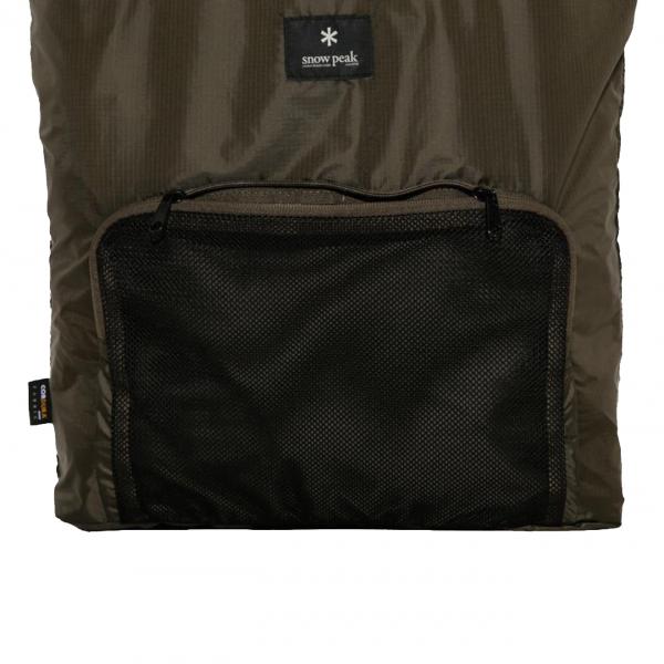 Snow Peak Packable Tote Bag Type 01 Olive