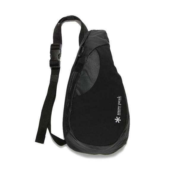 Snow Peak Side Attack Bag Black