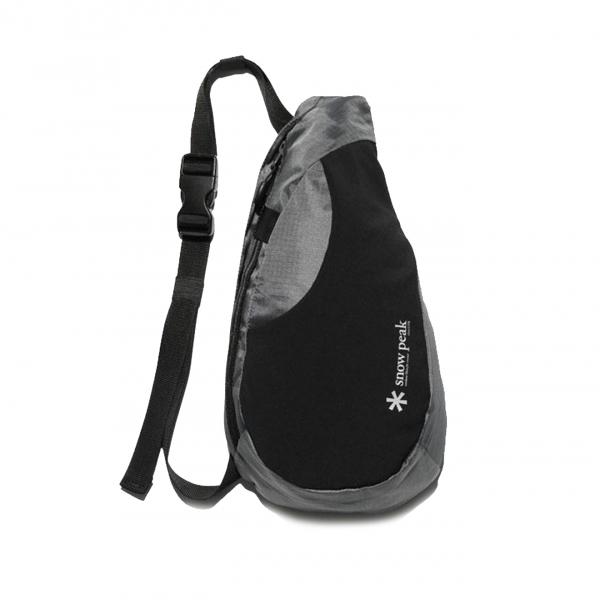 Snow Peak Side Attack Bag Grey
