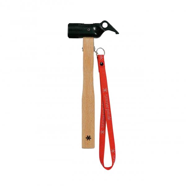 Snow Peak Steel Head Peg Hammer