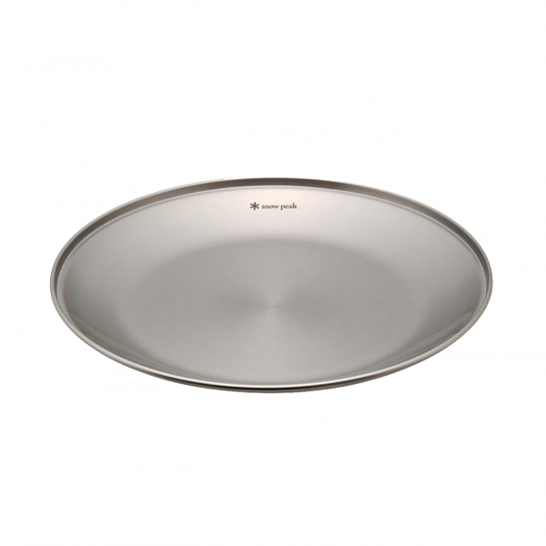 Snow Peak Tableware Plate Large