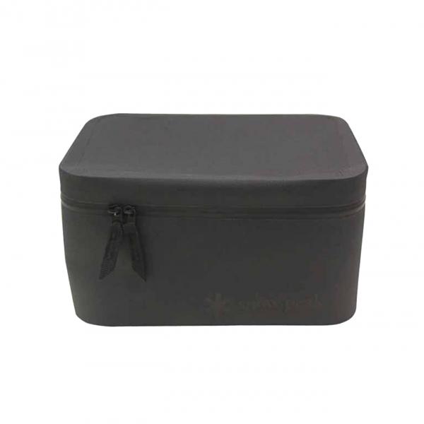 Snow Peak Water Resistant Large Dopp Kit Black
