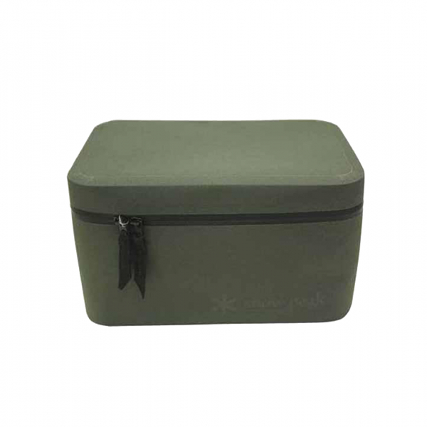Snow Peak Water Resistant Medium Dopp Kit Olive