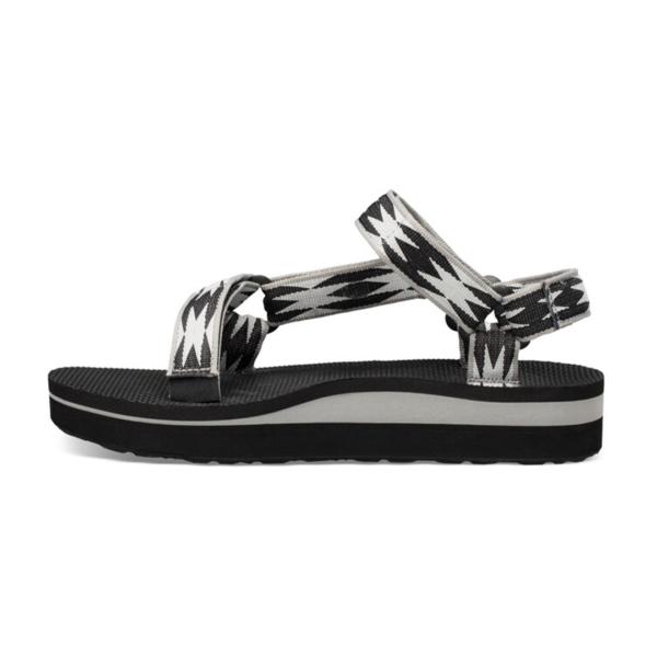 Teva Womens Midform Universal Sandals Halcon Black Multi