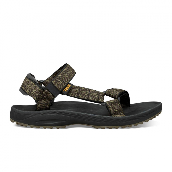 Teva Winsted Sandals Bamboo Dark Olive