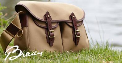 Brady Norfolk Bag Khaki / Brown