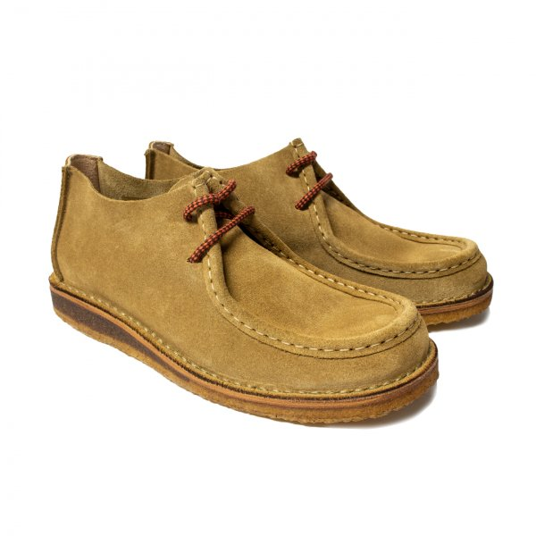 Astorflex Beenflex Shoes Whiskey