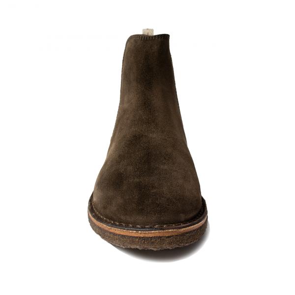 Astorflex Bitflex Chelsea Boot Dark Chestnut