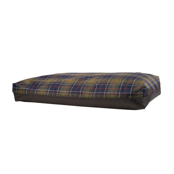 Barbour Medium Memory Foam Mattress Classic Tartan