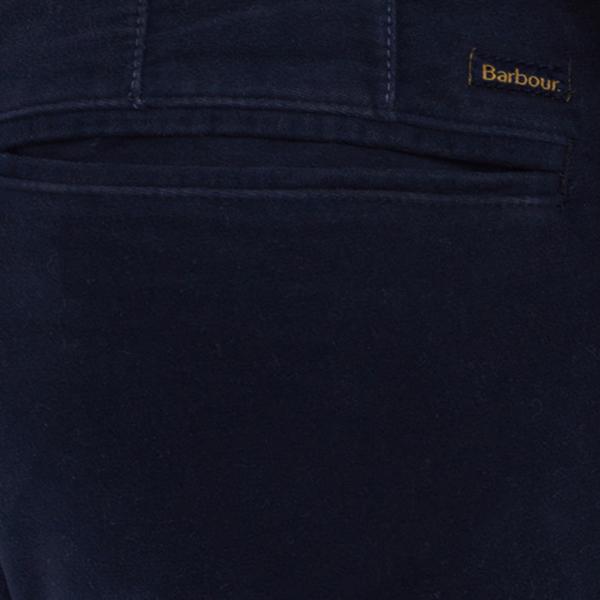 Barbour Neuston Moleskin Trouser City Navy