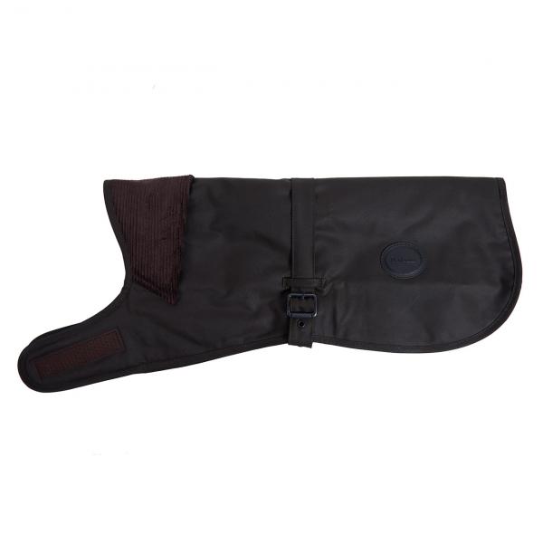 Barbour Tartan Wax Dog Coat Classic Tartan