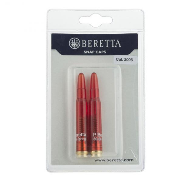 Beretta Rifle Snap Caps Pair Calibre .30.06