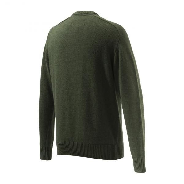 Beretta Somerset V-Neck Sweater Green