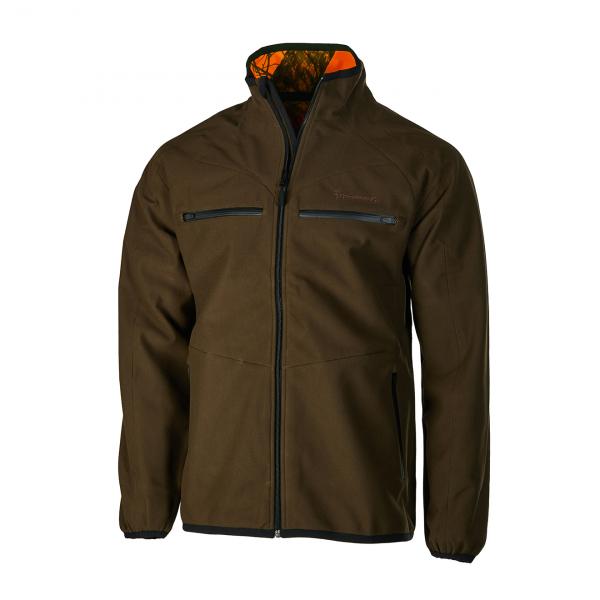 Browning Hells Canyon Pro Reversible Jacket Mossy Oak Blaze Green
