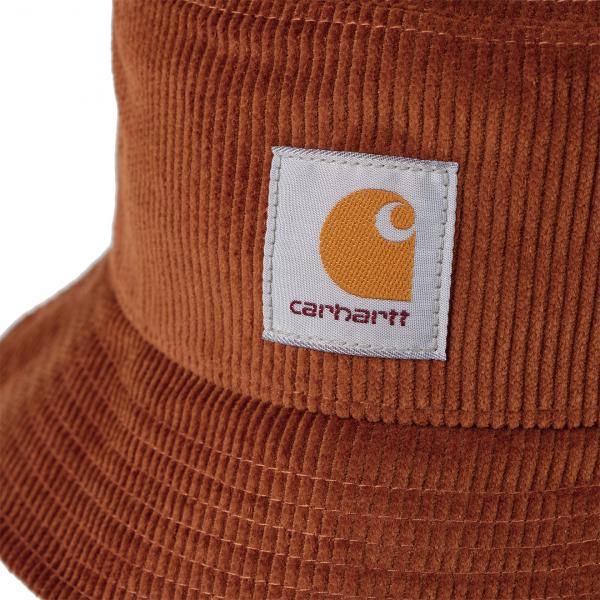 Carhartt Cord Bucket Hat Brandy