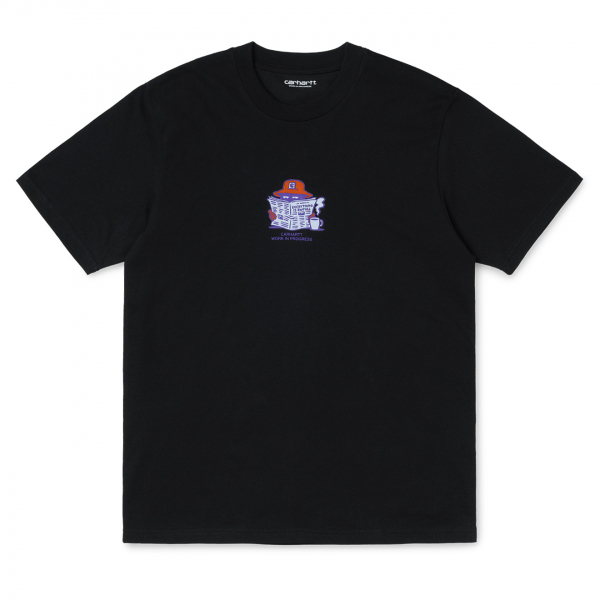 Carhartt Everything Is Awfull T-Shirt Black