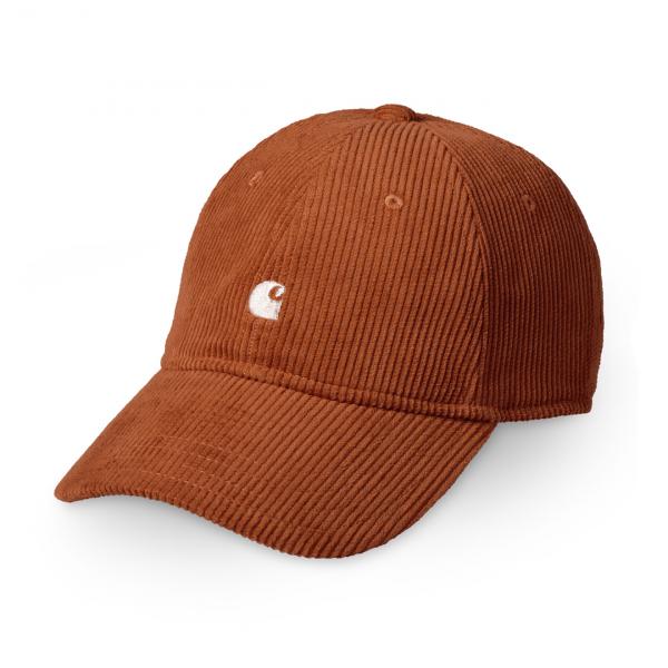 Carhartt Harlem Cap Corduroy Brandy / Wax