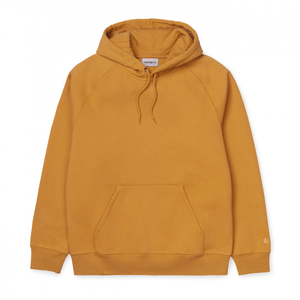 Carhartt Hooded Chase Sweatshirt Winter Sun / Gold