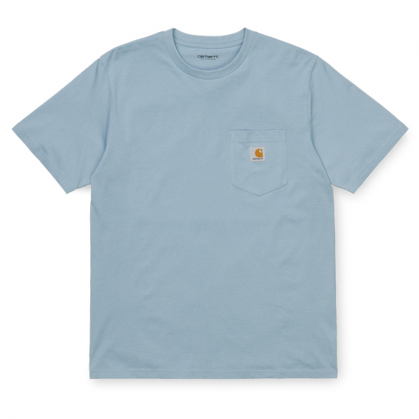 Carhartt Pocket T-Shirt Frosted Blue