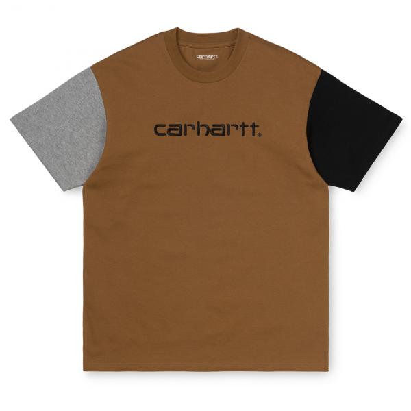 Carhartt Tricol T-Shirt Hamilton Brown