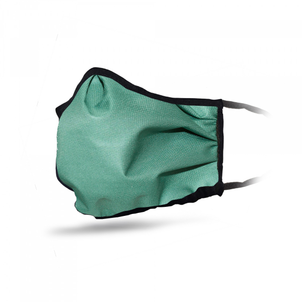Hanwag Face Covering Eco-Shell Green