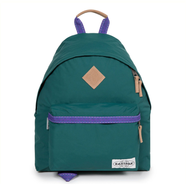 Eastpak Padded Pakr Backpack Into Native Green