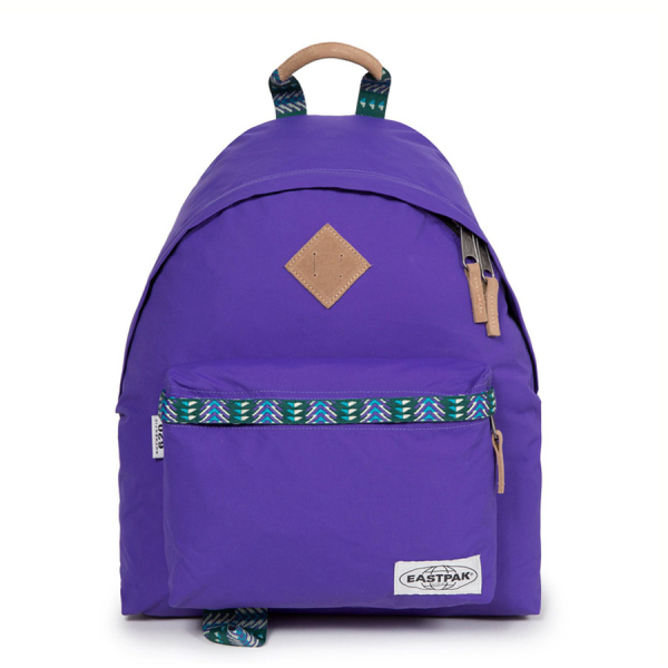 Eastpak Padded Pakr Backpack Into Native Purple