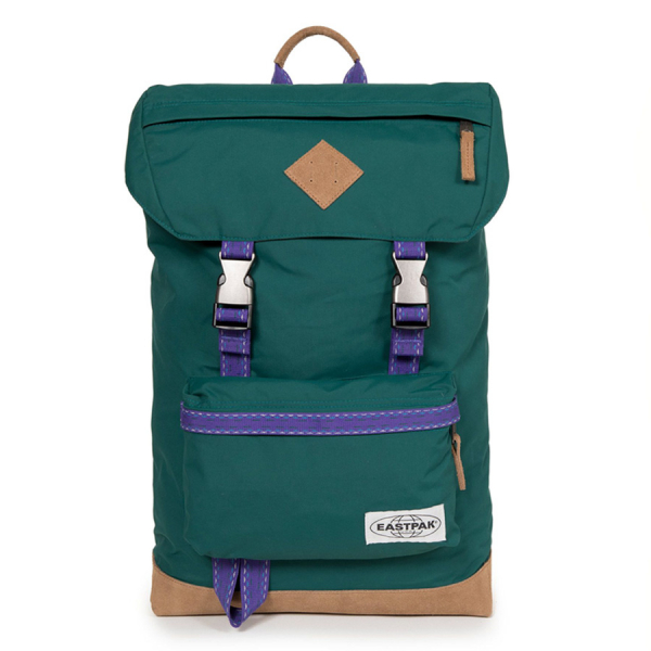 Eastpak Rowlo Backpack Into Native Green
