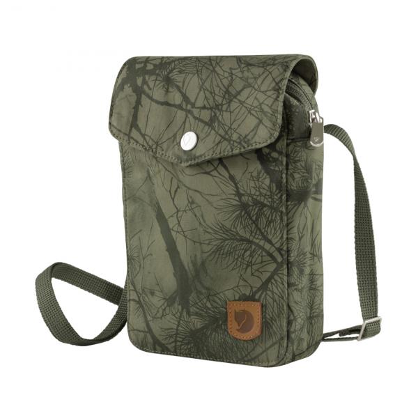 Fjallraven Greenland Pocket Bag Green Camo