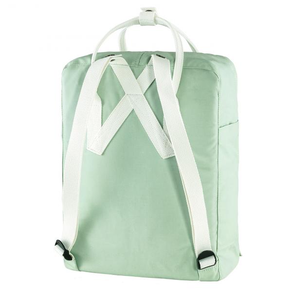 Fjallraven Kanken Classic Mint Green / Cool White