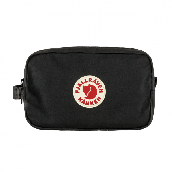 Fjallraven Kanken Gear Bag Black