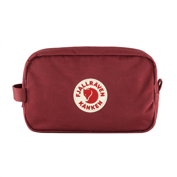 Fjallraven Kanken Gear Bag Ox Red