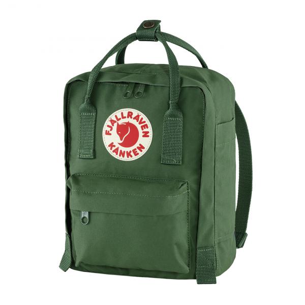 Fjallraven Kanken Mini Backpack Spruce Green