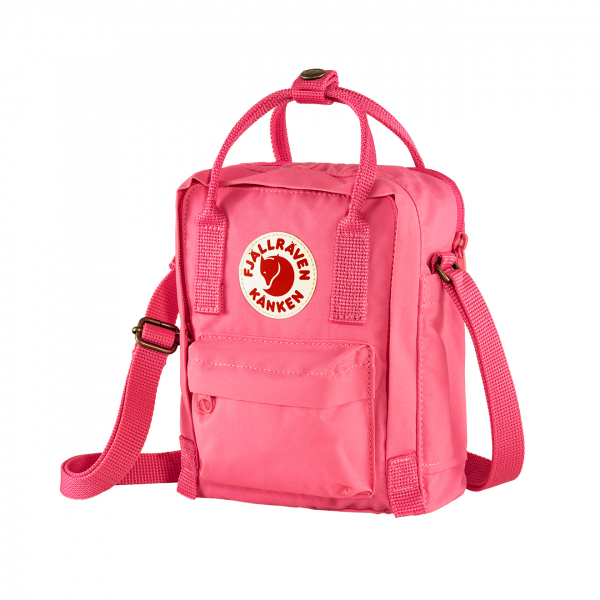 Fjallraven Kanken Sling Cross Body Bag Flamingo Pink