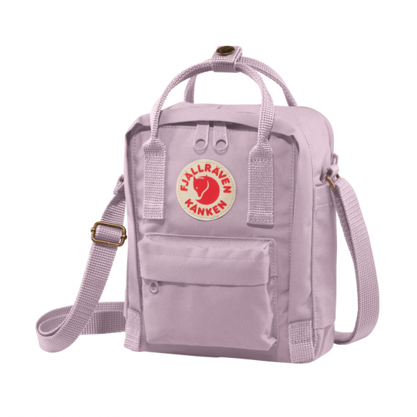 Fjallraven Kanken Sling Cross Body Bag Pastel Lavender
