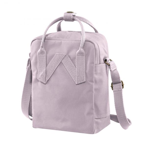 Fjallraven Kanken Sling Cross Body Bag Pastel Lavender