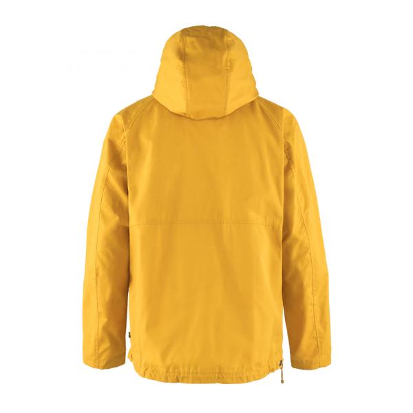Fjallraven Vardag Anorak Mustard Yellow