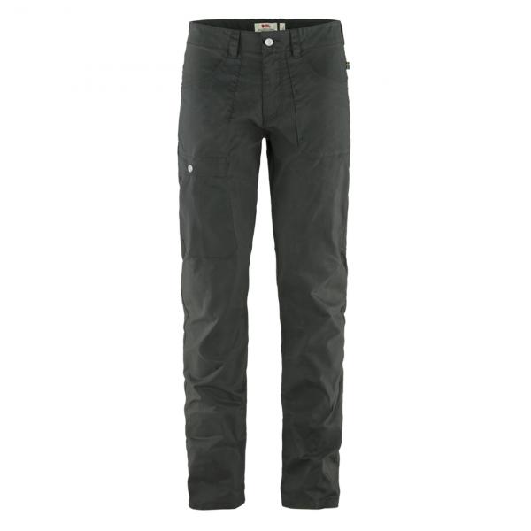 Fjallraven Vardag Lite Trousers Dark Grey