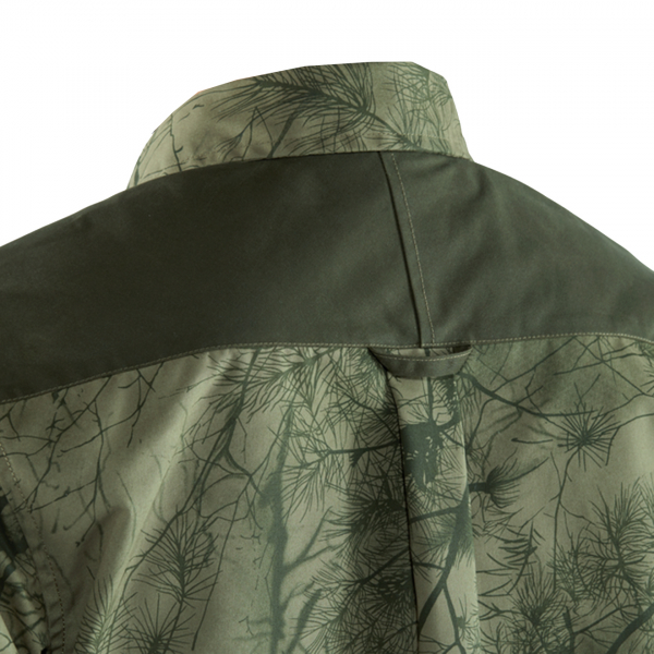 Fjallraven Varmland G-1000 Shirt Green Camo / Deep Forest