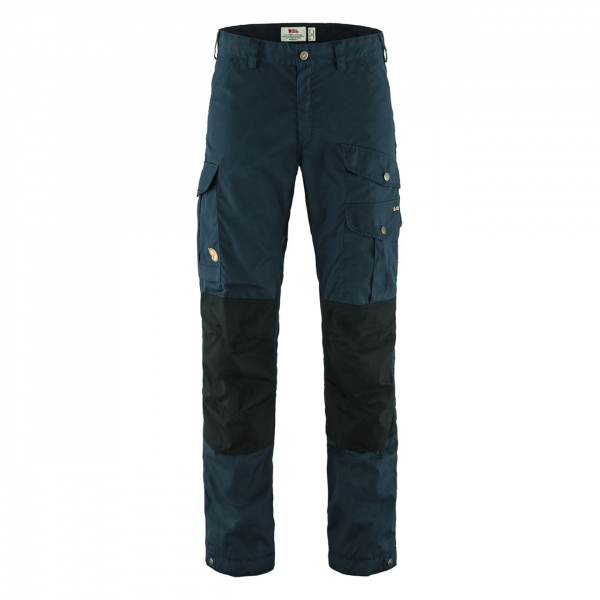 Fjallraven Vidda Pro Trousers Reg Dark Navy / Black