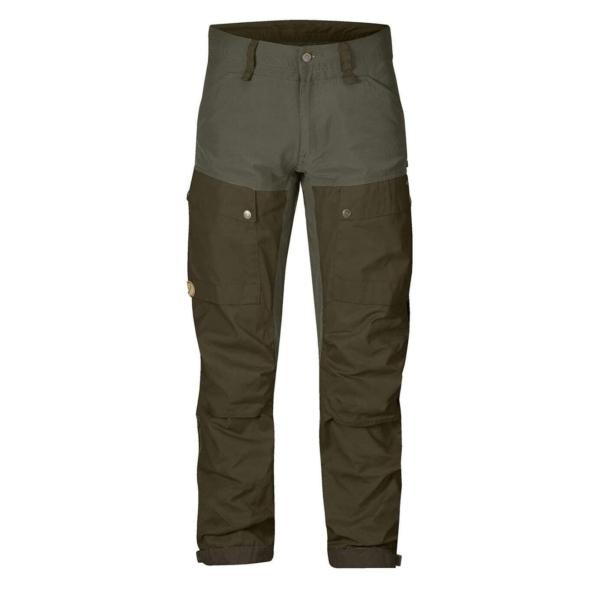 Fjallraven Keb Trousers Regular Deep Forest/Laurel Green