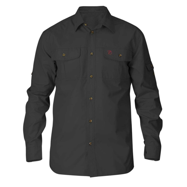 Fjallraven Singi Trekking Shirt Dark Grey