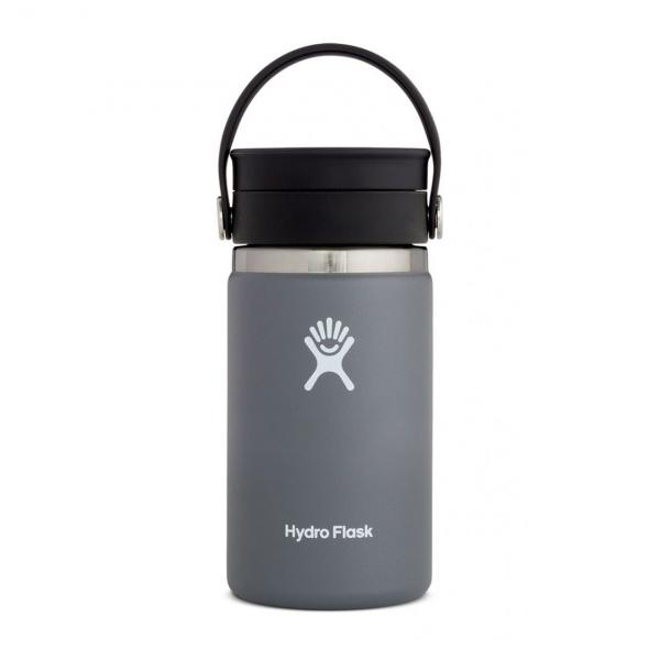 Hydro Flask 12oz Wide Mouth Flex Sip Lid Stone