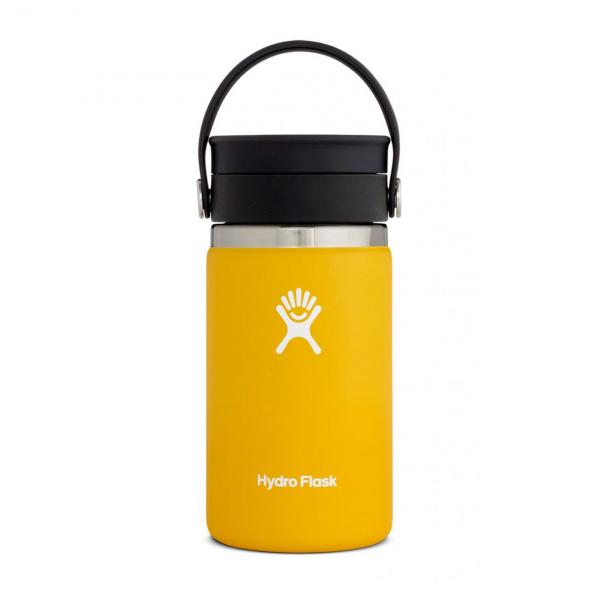 Hydro Flask 12oz Wide Mouth Flex Sip Lid Sunflower