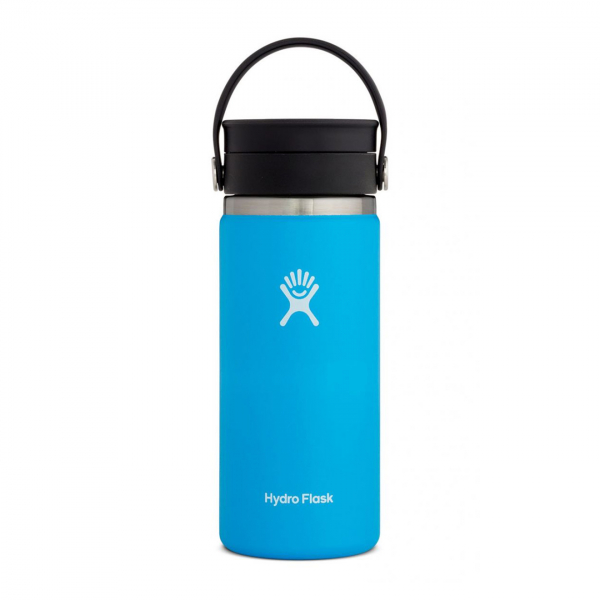 Hydro Flask 16oz Wide Mouth Flex Sip Lid Pacific