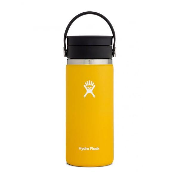 Hydro Flask 16oz Wide Mouth Flex Sip Lid Sunflower